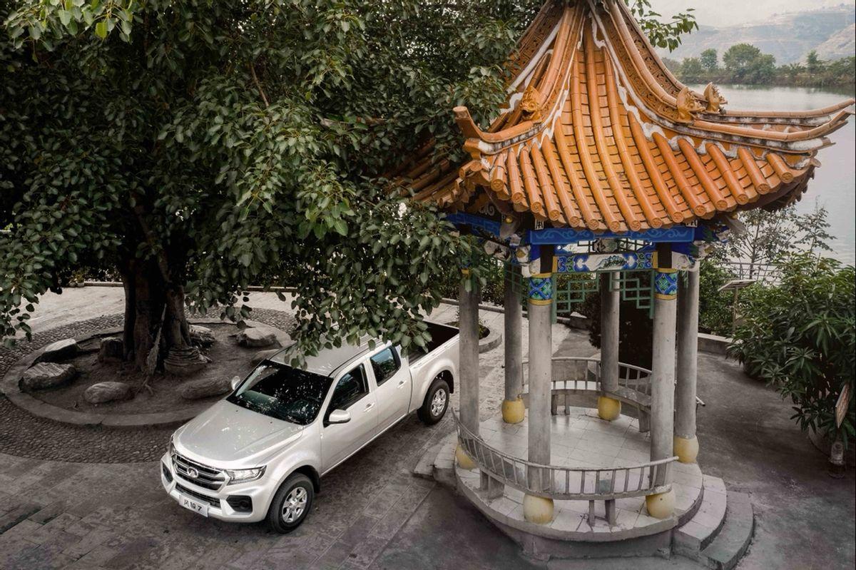 中国民生车典范 风骏7实力助攻致富路