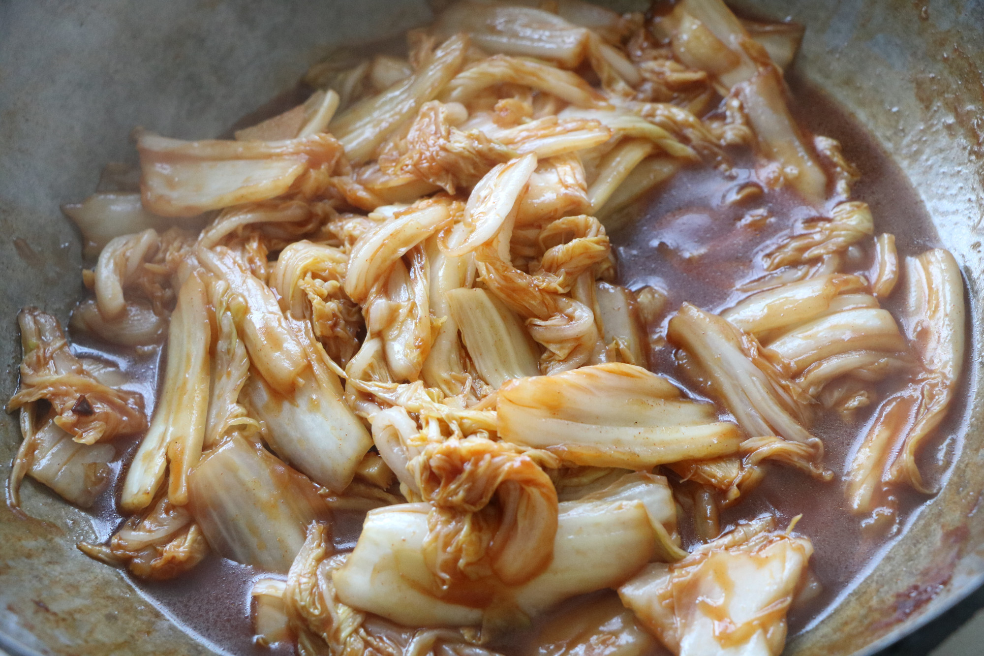 冬天,白菜就愛這樣吃,鮮香下飯,簡單好做,真的是百吃不膩