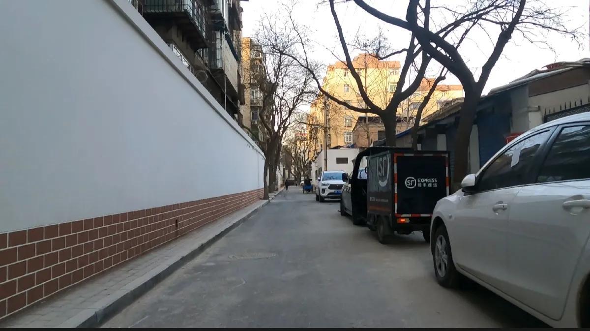 西安的街道——芦荡巷