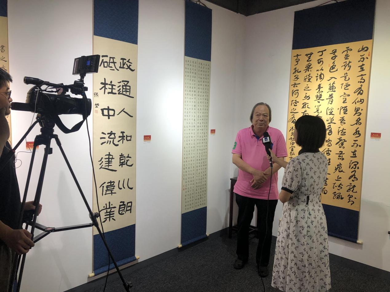 九月的歌—–中山市三乡镇优秀书画作品展在成荣美术馆开幕插图(5)
