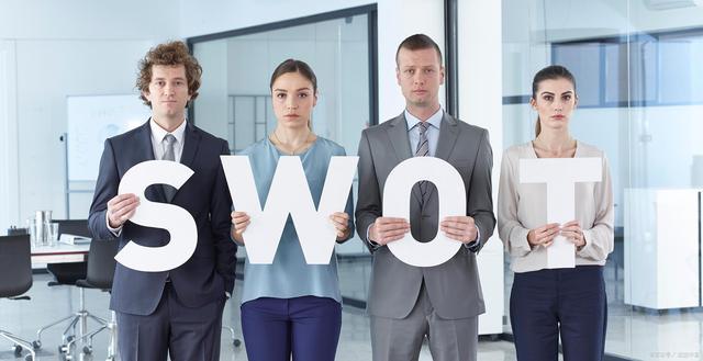 用SWOT分析法找到你成功的机会