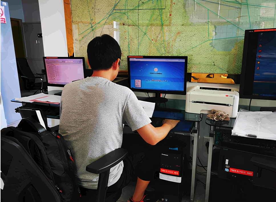 华北空管局通信网络中心完成大兴一二次雷达接入自动化系统工作