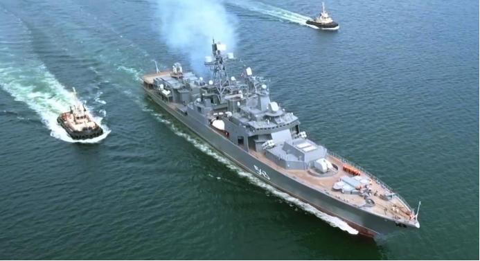 南千岛群岛危机重重,俄下令太平洋舰队换装,一口气购买6艘战舰