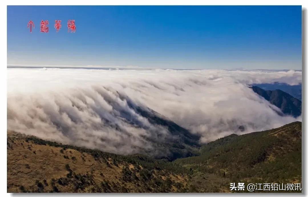 【盛世美鉛】看,這雲海盛照!