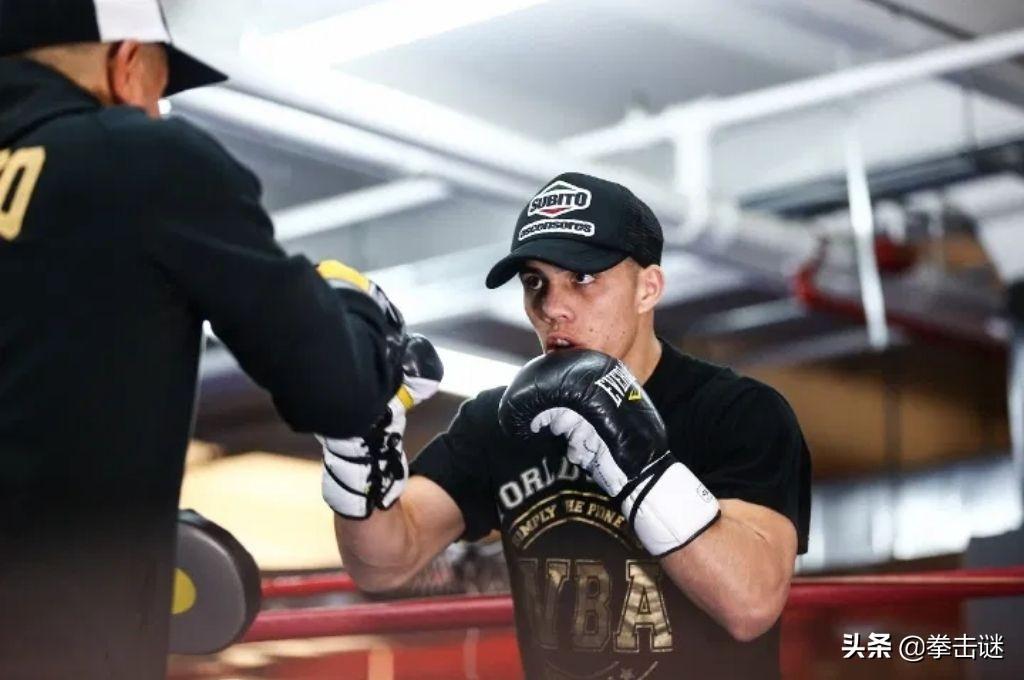 无法与查洛二番战,阿根廷拳坛名将卡斯塔诺:希望与斯彭斯对决