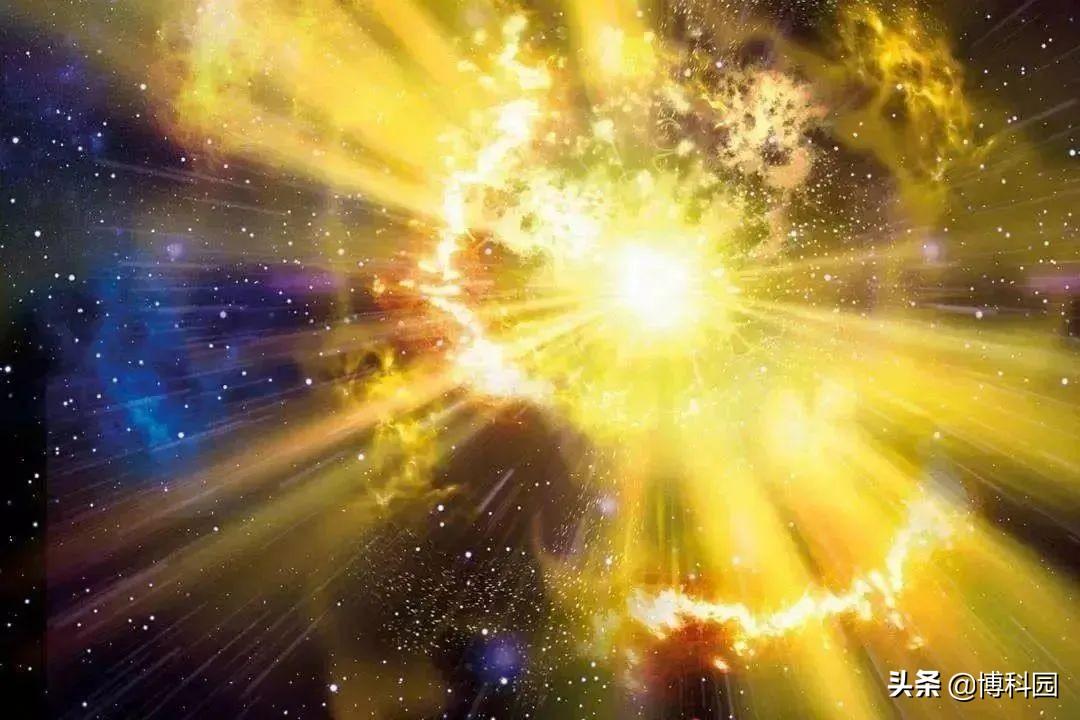 在距離地球1億光年外,發現一顆不同尋常的「超新星」正在爆炸
