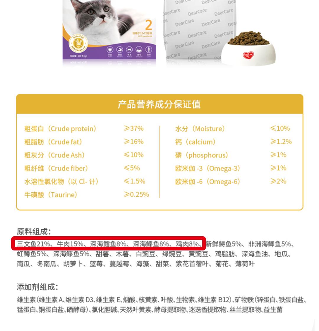 养猫新手必看:如何为猫主子选购一款合适的口粮?