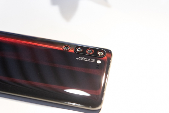 载满顶势特性 想到宣布公布新一代旗舰机Z6 Pro