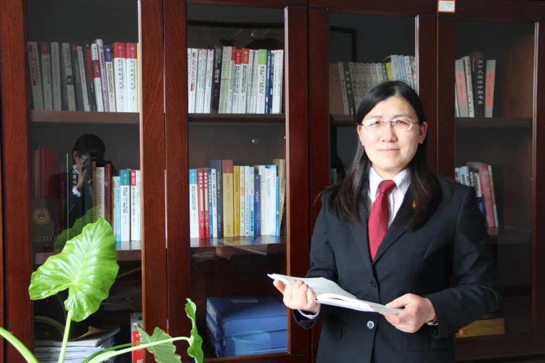 """济南市济阳区人民法院执行局副局长王莹:""""六字""""办案显威力"""
