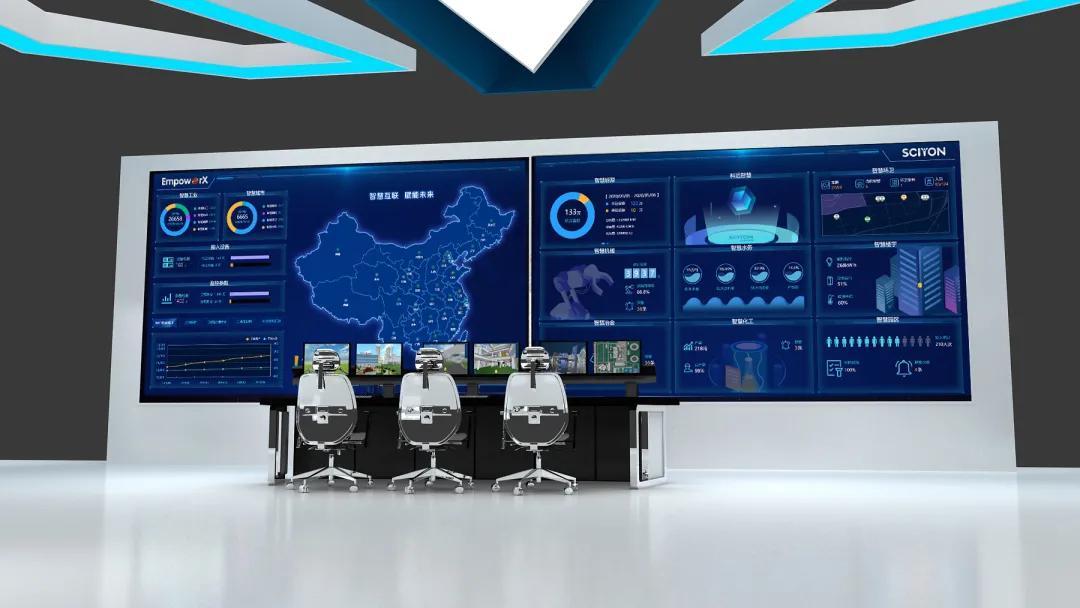 科遠智慧中標蒙能科右中電廠2×660MW 機組智慧電廠項目