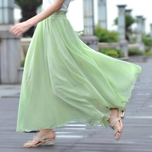 到了立夏,舒适优雅的茶歇裙,对比青春活泼的格子裙,你喜欢?