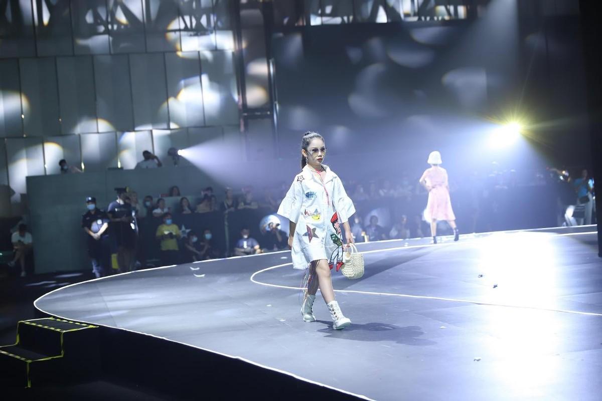 2021精英童模超级联赛形象推广大使——杜恩瑶
