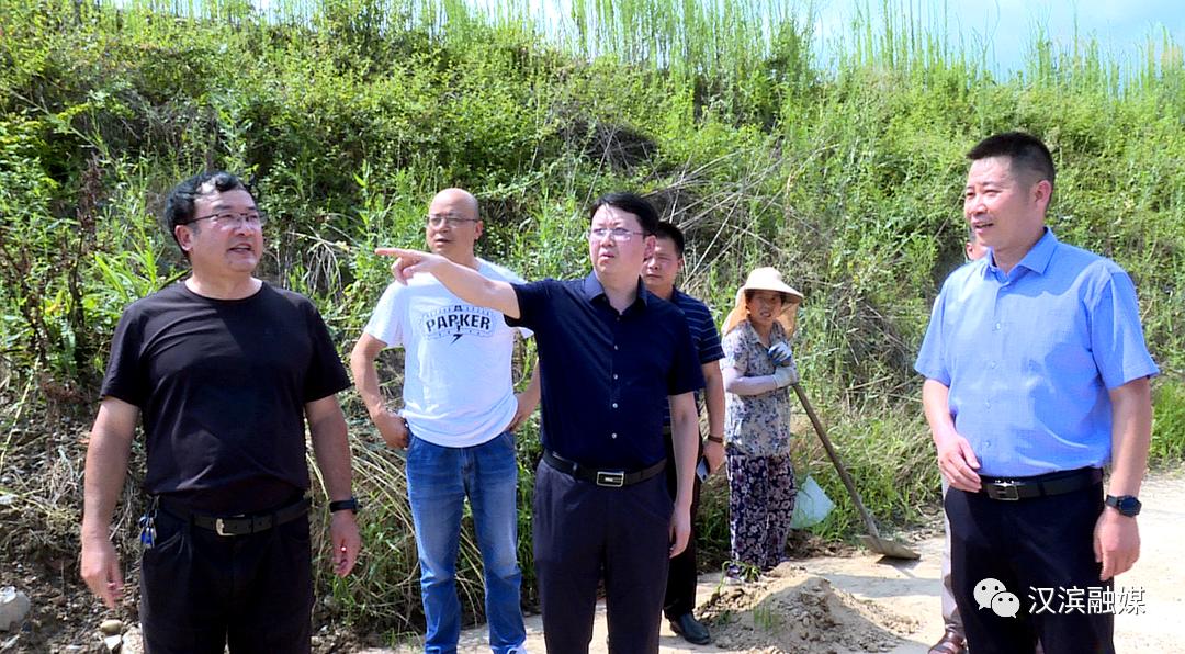 漢濱區積極推動環保督察信訪交辦問題整改