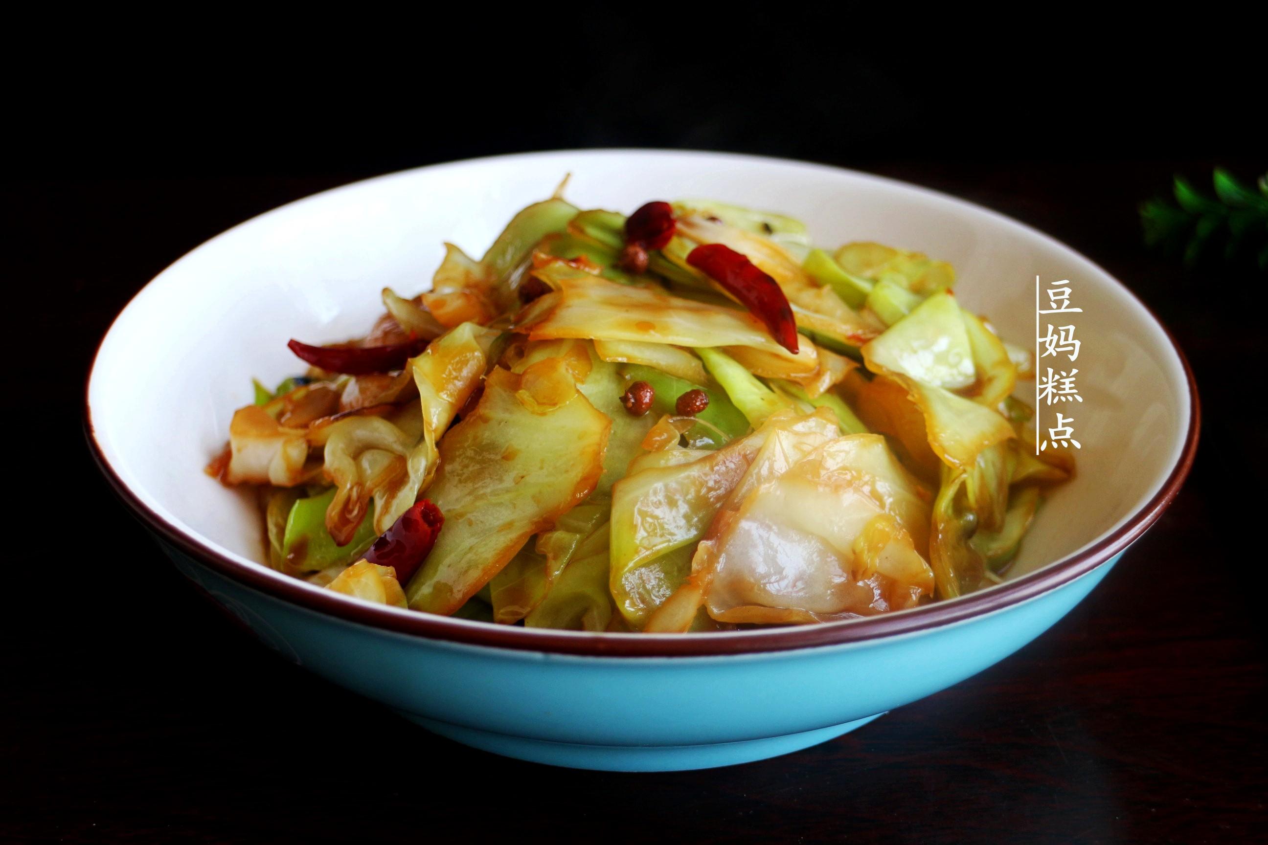 家常素小炒,节后清肠减肥必备 减肥菜谱 第2张