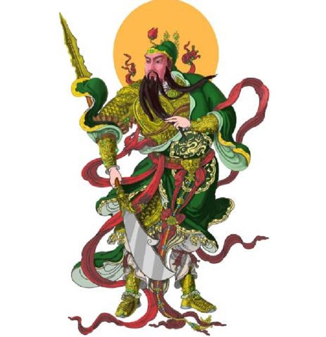 中国民间的5位财神爷,他们代表不一样的寓意,你拜对了吗?-