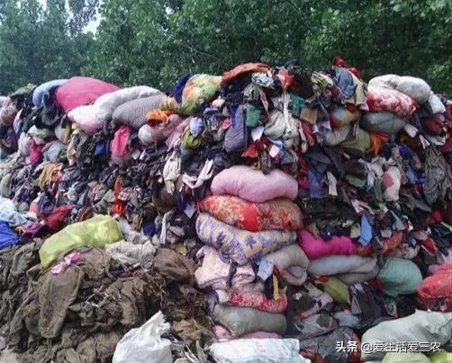 做廢舊衣服回收,這些苦你能受得了嗎?什麼地區比較適合做呢?