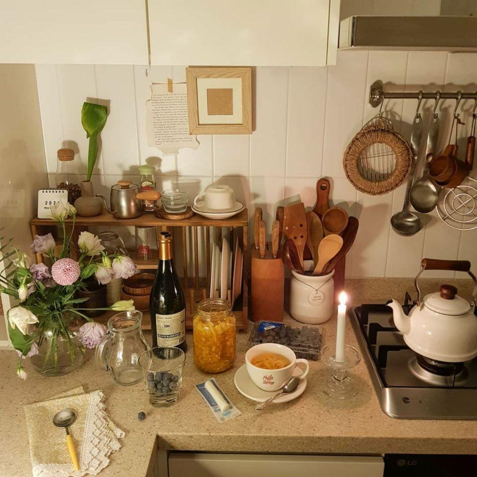 爱上厨房系列·一日三餐也要充满仪式感