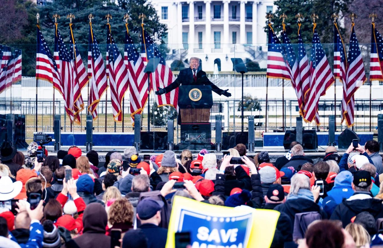 投票232对197,特朗普成为美国史上第一位被弹劾两次的总统