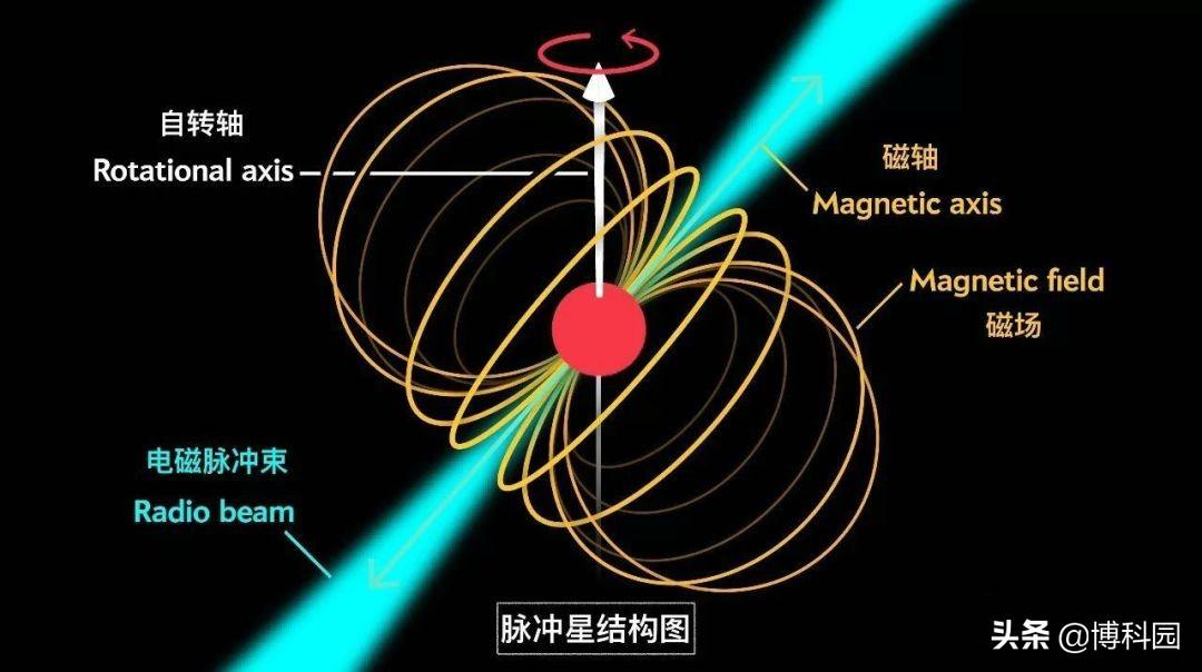 最新发现:作为宇宙时钟的脉冲星,也会像手表一样每年慢几秒!