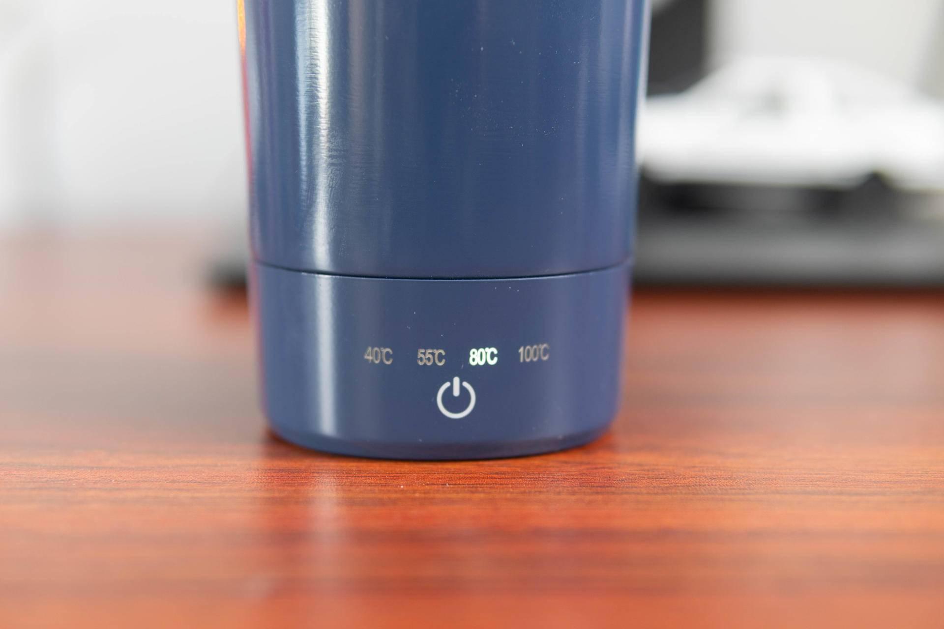 光说多喝热水没有用,摩飞便携烧水杯6分钟给你一杯健康热水