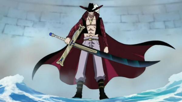 海賊王裡最好的刀有12把,鷹眼和白胡子一人有一把,索大沒撈到