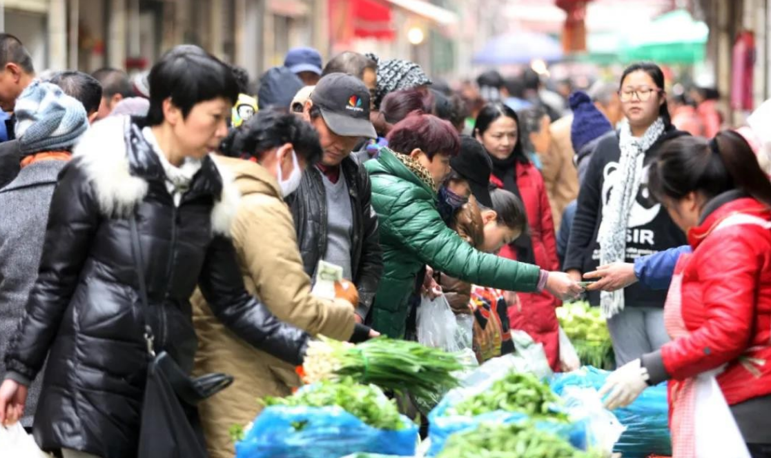 10年后,菜市场或将被淘汰?新的买菜模式已成雏形