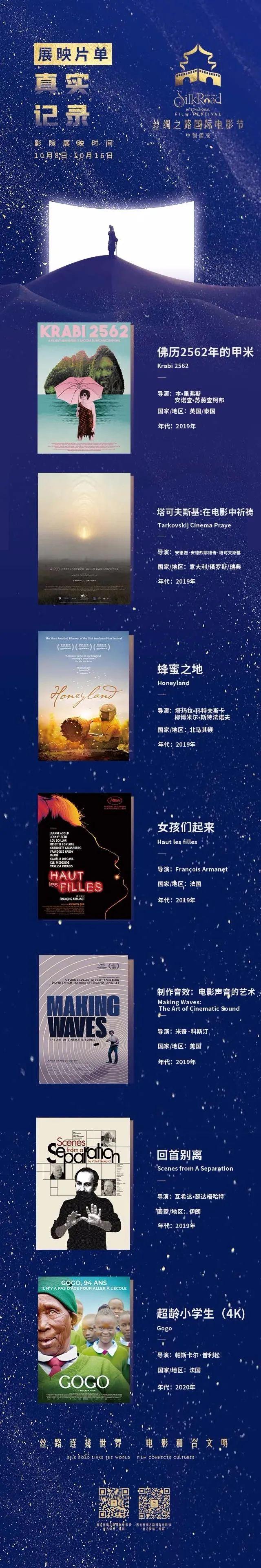 500余部影片,100余位明星,丝路国际电影节今日启幕
