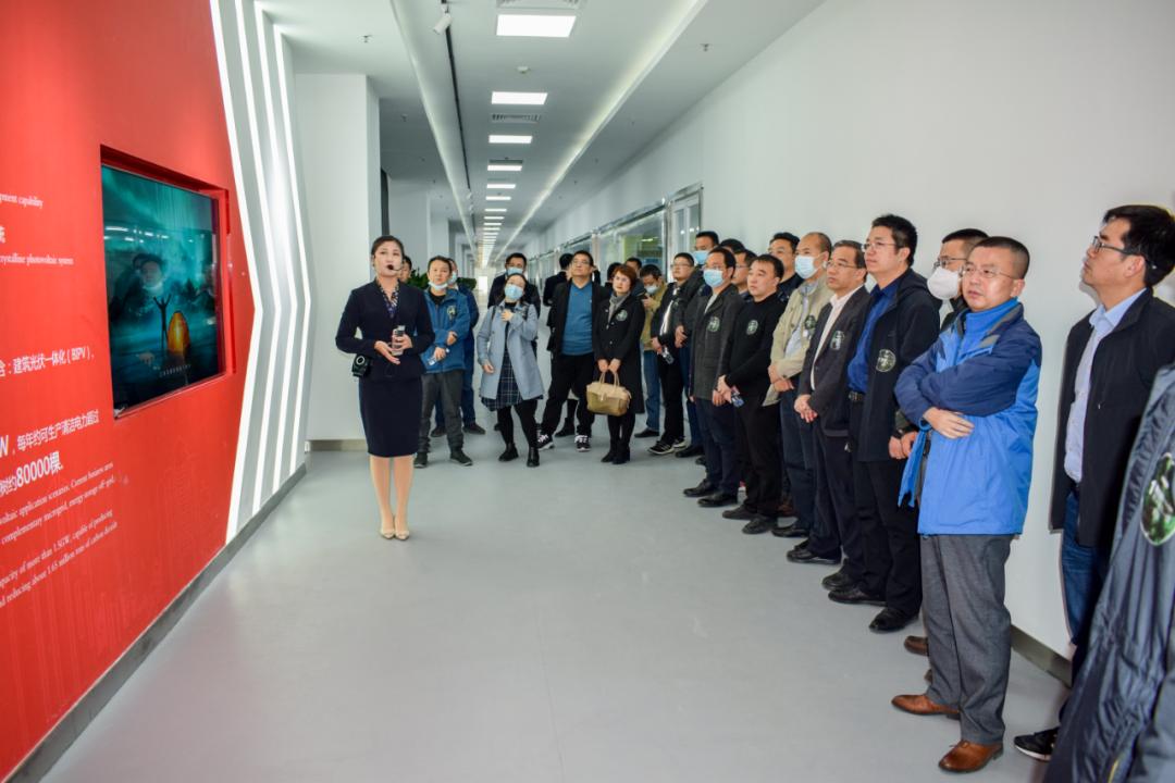 隆基BIPV华中区域客户交流会举行 推动工业建筑绿色可持续发展