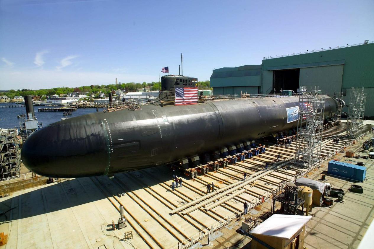 消失五年的美国核潜艇,突然现身俄罗斯门口,俄军战舰竟无一发现