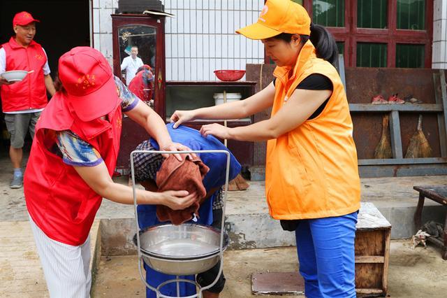 陕西省汉中市南郑区梁山镇积极开展新时代文明实践活动