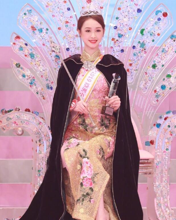 亚洲小姐诞生,广东佳丽夺冠,前三甲每人将获房子一套