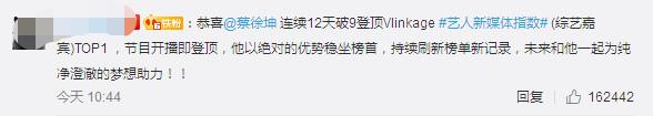 与周杰伦竞争失利后,蔡徐坤粉丝又盯上王一博,这次结果没出意外