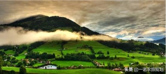 乡村田园综合体4大共生发展模式及策略