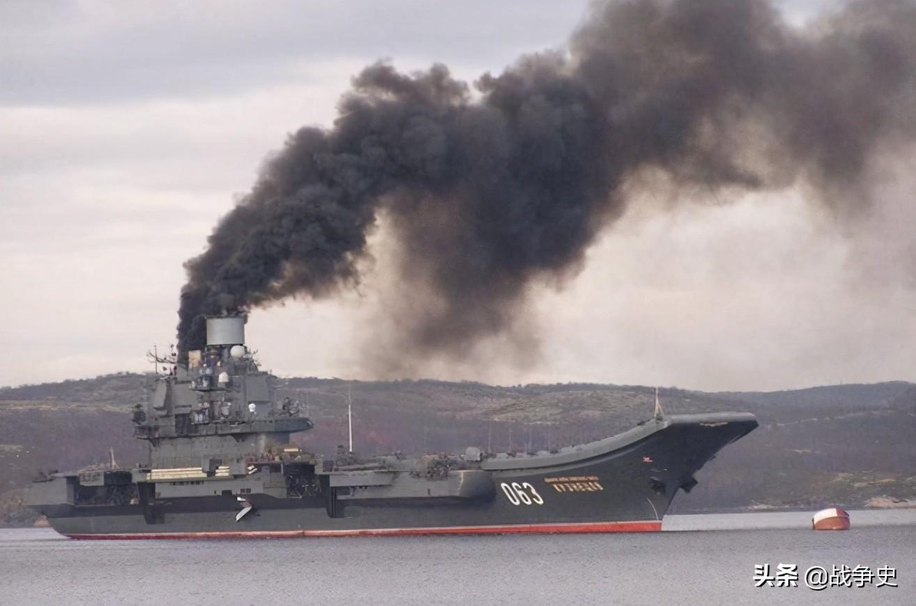 俄军最后的尊严到底能撑多久?库兹涅佐夫号航母俄罗斯已不再需要