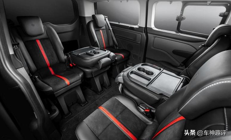 Carlex Design 福特全顺内外观改装升级最帅最热血商用车