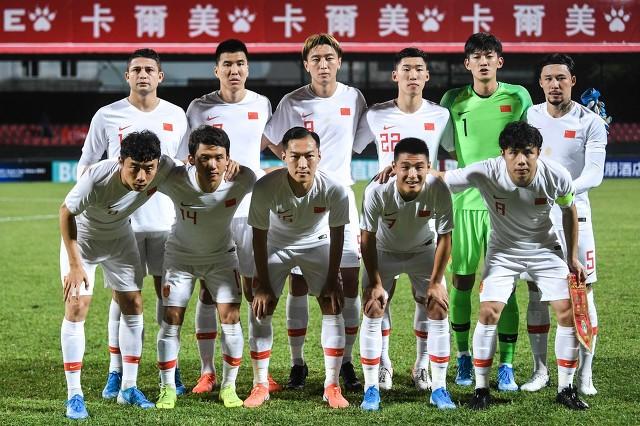 国足进2022世界杯概率(国足有希望进2022年的世界杯吗)
