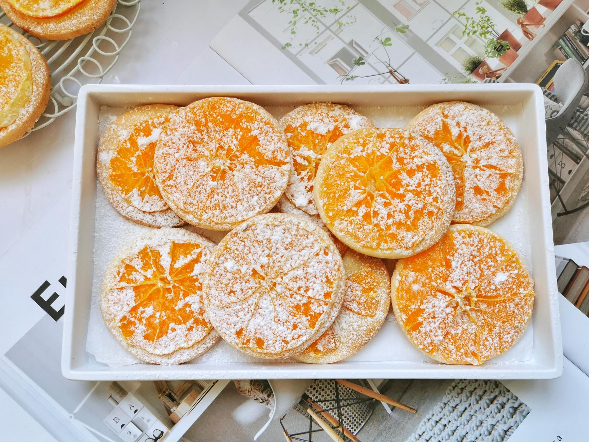 5種食材教你做網紅餅乾,一口爆汁酥掉渣兒,做法簡單寓意好