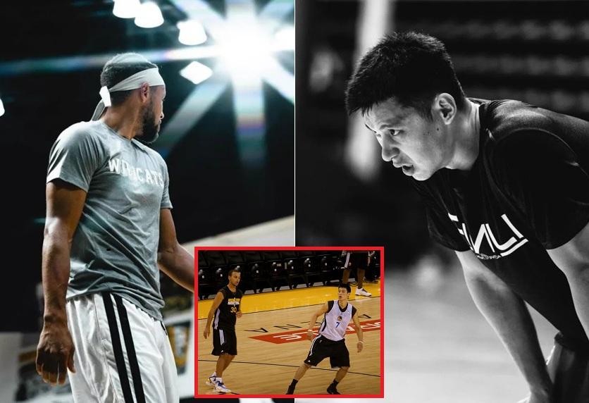 NBA記者披露更多細節!林書豪已經參加勇士隊的隊內對抗賽,他還被委任去對位Curry!