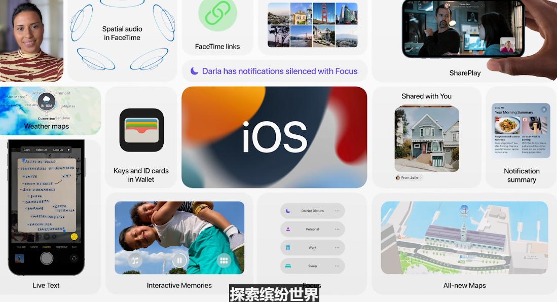 升级iOS 15可当车钥匙,AirPods新增查找功能