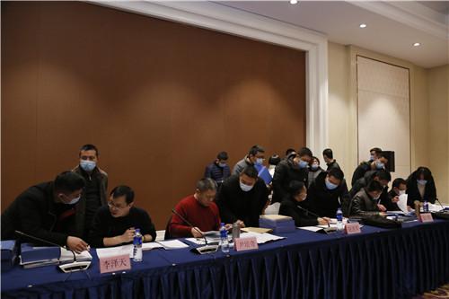 河北省政府对唐山市2020年度安全生产和消防工作进行考核督导
