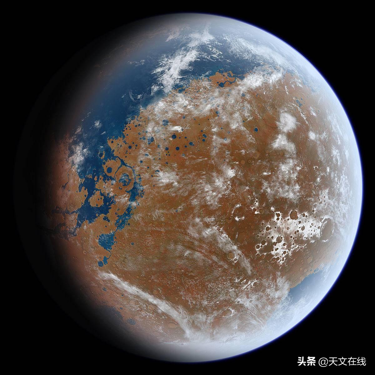 火星上的水,到底是从哪里来的?