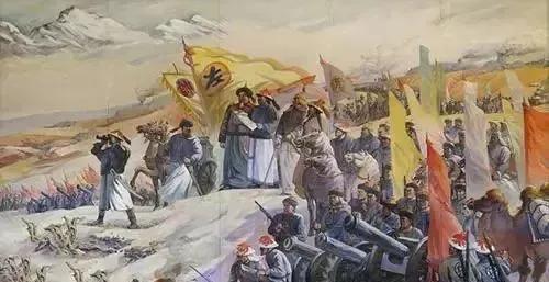 铁血战神左宗棠,收复新疆的五大震撼瞬间