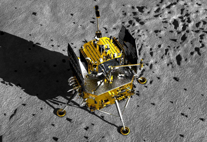 印媒:中国已成太空探索典范,美欧此前行动掩盖亚洲国家努力