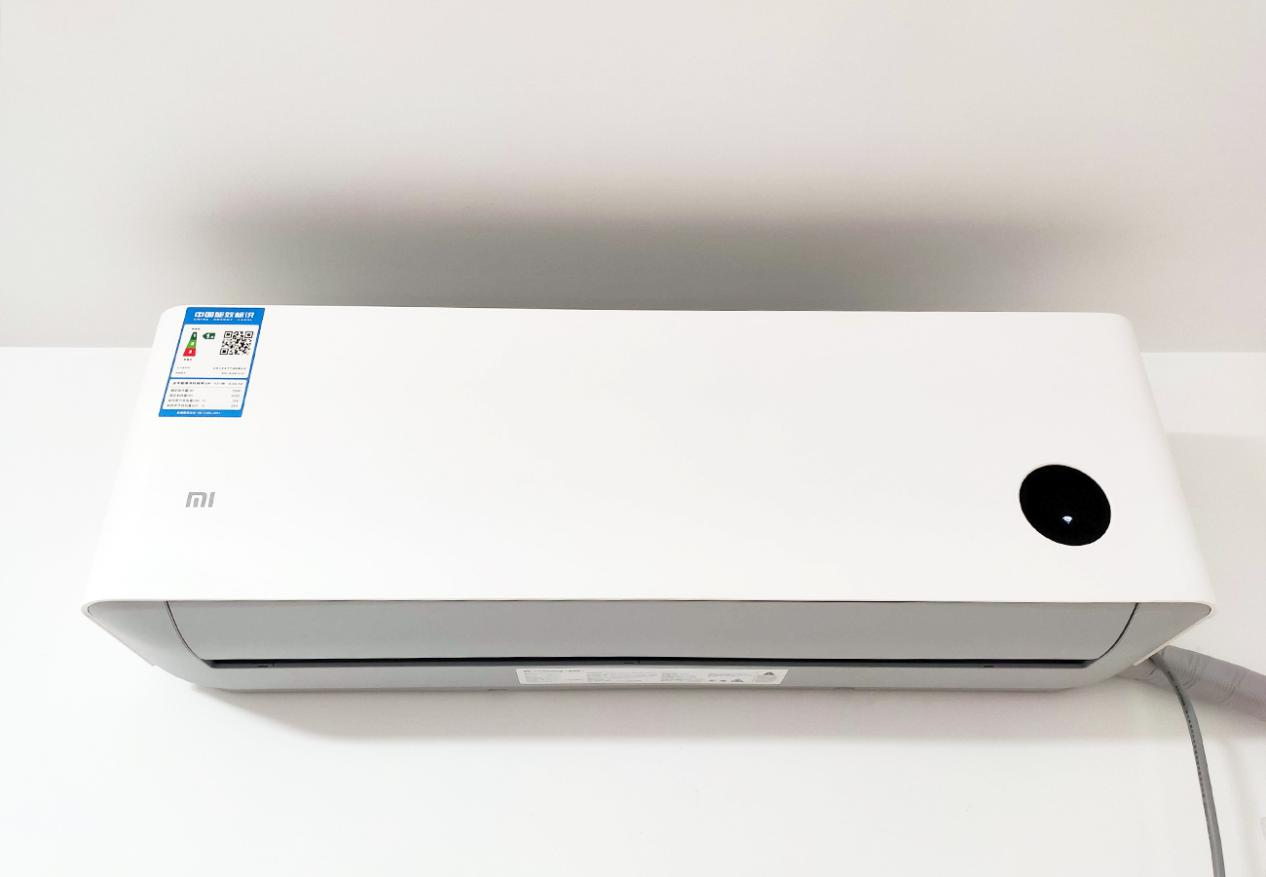 """实测制热一小时只要0.3元 小米互联网空调""""巨省电""""新品评测"""