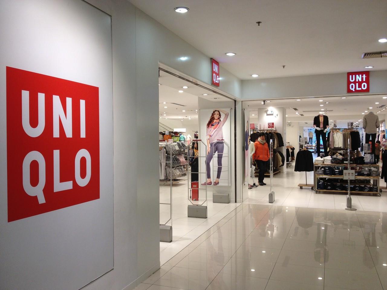 半年少卖3.4亿元,优衣库全球收入下滑,大中华区贡献加大.商业评论