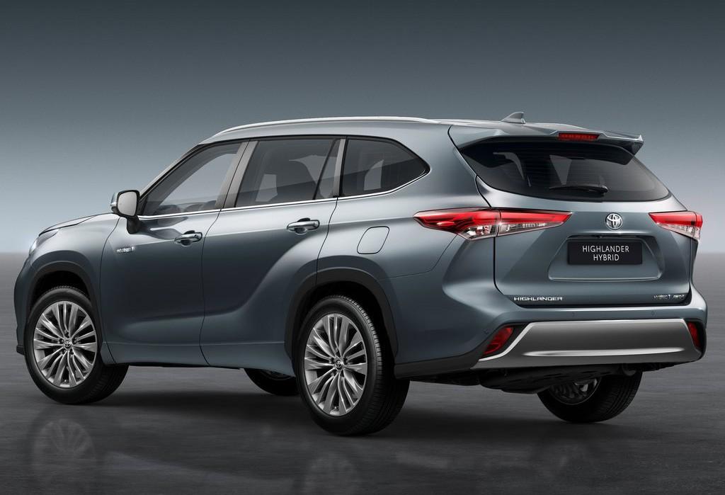 全新丰田汉兰达来袭,或25万起售,4月份正式亮相