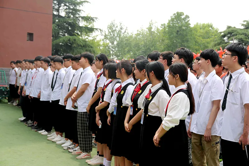 郑州北方学校有趣、有料的国潮端午文化体验活动欢乐开幕