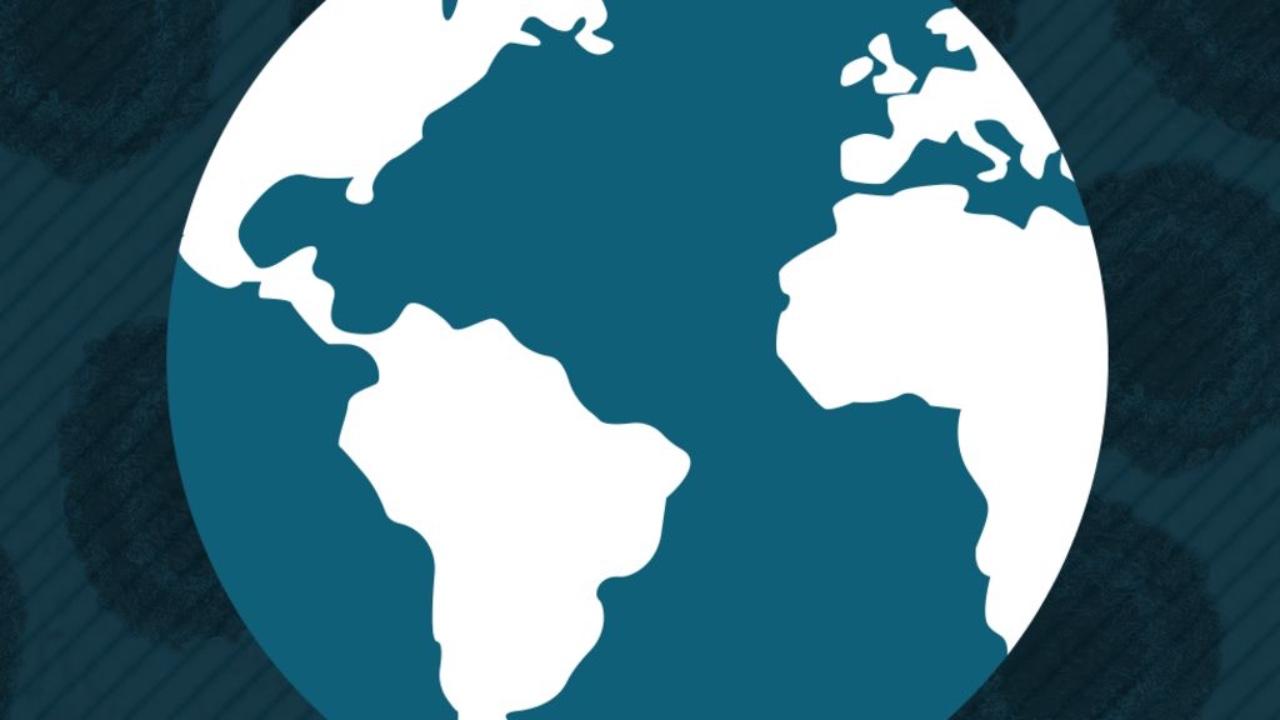 如何使用 Python 绘制 COVID-19 的全球扩散图