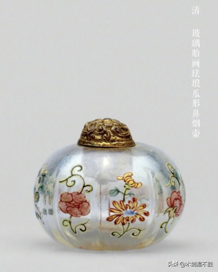 清朝鼻烟壶内画艺术——方寸之间,壶天仙境
