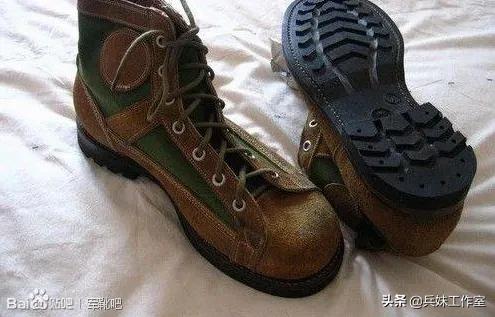 新型作战靴,来了